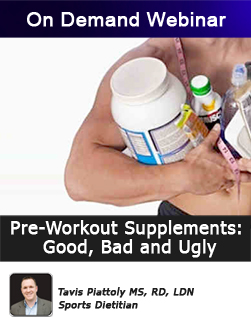 Pre-Workout Supplements: Good, Bad and Ugly